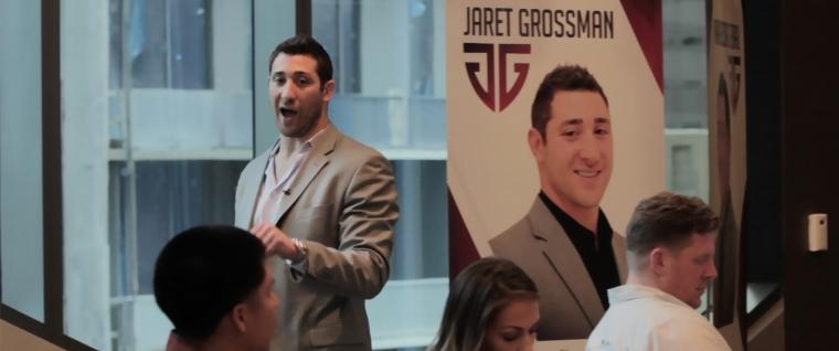Jaret Grossman